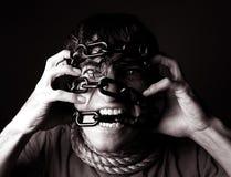 ελευθερία έκφρασης Στοκ Εικόνες