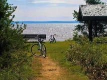 Ελευθερία στη λάκκα Άγιος-Jean Στοκ εικόνες με δικαίωμα ελεύθερης χρήσης