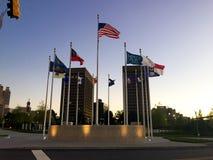 Ελευθερία Plaza, Ατλάντα, GA στοκ φωτογραφία με δικαίωμα ελεύθερης χρήσης