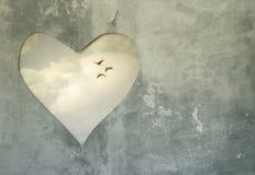 Ελεύθερη καρδιά Στοκ εικόνες με δικαίωμα ελεύθερης χρήσης