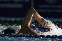 ελεύθερη κολύμβηση 001 Στοκ Φωτογραφία