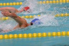 ελεύθερη κολύμβηση Στοκ φωτογραφίες με δικαίωμα ελεύθερης χρήσης