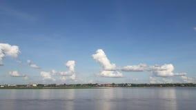 Ελεύθερη μορφή cloulds, εγώ ποταμός Kong Στοκ εικόνες με δικαίωμα ελεύθερης χρήσης