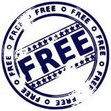 ελεύθερη σφραγίδα μελα& Στοκ Φωτογραφίες