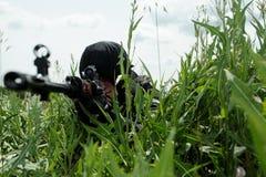 ελεύθερος σκοπευτής στοκ φωτογραφία με δικαίωμα ελεύθερης χρήσης