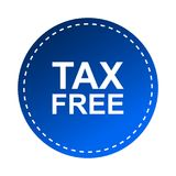 ελεύθερος φόρος ετικ&epsilon Στοκ Εικόνες