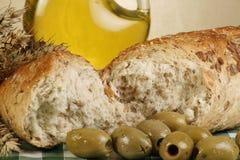 ελιά ψωμιού Στοκ φωτογραφία με δικαίωμα ελεύθερης χρήσης