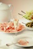 ελιές μαρμελάδας Στοκ εικόνες με δικαίωμα ελεύθερης χρήσης