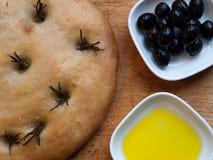 ελιές ψωμιού Στοκ φωτογραφία με δικαίωμα ελεύθερης χρήσης