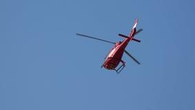 ελικόπτερο ακτοφυλακής Στοκ φωτογραφίες με δικαίωμα ελεύθερης χρήσης