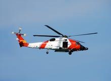 ελικόπτερο ακτοφυλακή& στοκ φωτογραφίες με δικαίωμα ελεύθερης χρήσης