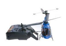 ελικόπτερο ελέγχου απ&omicr Στοκ εικόνα με δικαίωμα ελεύθερης χρήσης
