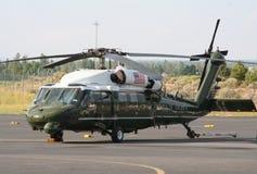 ελικόπτερο προεδρικό Στοκ Φωτογραφία