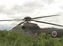 ελικόπτερο στρατιωτικό Στοκ φωτογραφίες με δικαίωμα ελεύθερης χρήσης