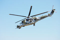 ελικόπτερο στρατού Στοκ Φωτογραφίες