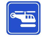 ελικόπτερο Στοκ Φωτογραφίες