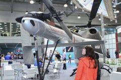 Ελικόπτερο Ansat Στοκ Φωτογραφίες