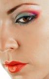 ελκυστικές θηλυκές νε&om Στοκ Εικόνα