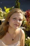 ελκυστικές νεολαίες γυναικών Στοκ Εικόνα