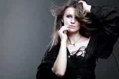 ελκυστικές πρότυπες νε&o Στοκ φωτογραφία με δικαίωμα ελεύθερης χρήσης