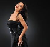 ελκυστική γυναίκα brunette στοκ εικόνες