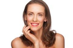 Ελκυστική μέσης ηλικίας γυναίκα στοκ εικόνα με δικαίωμα ελεύθερης χρήσης