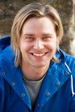 Ελκυστικός νεαρός άνδρας Στοκ Εικόνα