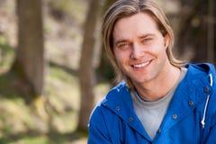 Ελκυστικός νεαρός άνδρας Στοκ φωτογραφίες με δικαίωμα ελεύθερης χρήσης
