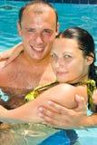 ελκυστικό ζεύγος Στοκ φωτογραφία με δικαίωμα ελεύθερης χρήσης