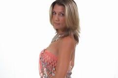 ελκυστικό θηλυκό στοκ εικόνα με δικαίωμα ελεύθερης χρήσης