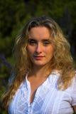 ελκυστικό κορίτσι Στοκ εικόνες με δικαίωμα ελεύθερης χρήσης