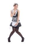 ελκυστικό κορίτσι Στοκ εικόνα με δικαίωμα ελεύθερης χρήσης