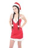 ελκυστικό κόκκινο κορι& Στοκ εικόνα με δικαίωμα ελεύθερης χρήσης