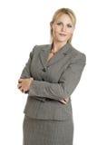 Ελκυστικό πορτρέτο επιχειρησιακών γυναικών Στοκ Φωτογραφίες
