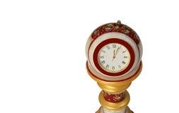 ελκυστικό ρολόι στοκ εικόνες