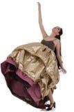 ελκυστικό χορεύοντας κ Στοκ εικόνα με δικαίωμα ελεύθερης χρήσης