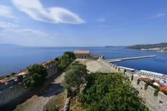 Ελλάδα, ανατολική Μακεδονία, Καβάλα Στοκ φωτογραφία με δικαίωμα ελεύθερης χρήσης