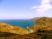 Ελλάδα, διακοπές στο νησί Skiathos Στοκ Εικόνα