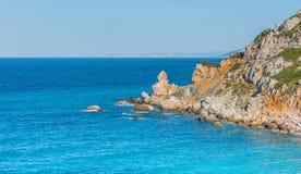 Ελλάδα προορισμός Νησί Skiathos στοκ φωτογραφίες