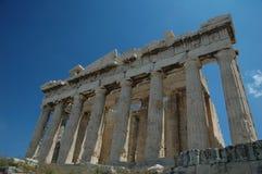 Ελλάδα parthenon Στοκ φωτογραφία με δικαίωμα ελεύθερης χρήσης