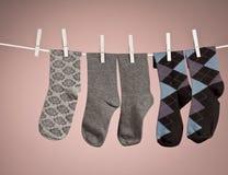 ελλείπουσα κάλτσα Στοκ φωτογραφίες με δικαίωμα ελεύθερης χρήσης