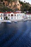 ελληνικά paros νησιών στοκ φωτογραφία
