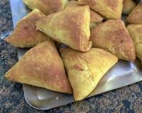 ελληνικές πίτες τυριών μι&kap Στοκ φωτογραφίες με δικαίωμα ελεύθερης χρήσης