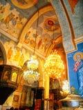 Ελληνική Ορθόδοξη Εκκλησία Annunciation, Ναζαρέτ, Ισραήλ Στοκ Φωτογραφία