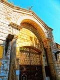 Ελληνική Ορθόδοξη Εκκλησία Annunciation, Ναζαρέτ, Ισραήλ Στοκ εικόνα με δικαίωμα ελεύθερης χρήσης