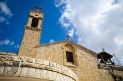 Ελληνική Ορθόδοξη Εκκλησία Annunciation Στοκ Εικόνες
