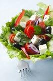Ελληνική σαλάτα Στοκ Εικόνες