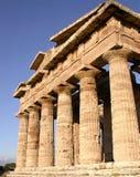 ελληνικός ναός 2 Στοκ εικόνες με δικαίωμα ελεύθερης χρήσης