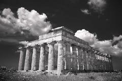 ελληνικός ναός selinunte στοκ εικόνες με δικαίωμα ελεύθερης χρήσης