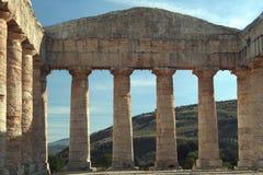 ελληνικό θέατρο Στοκ Εικόνες
